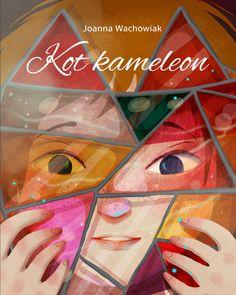 The chameleon cat / Kot kameleon on Behance