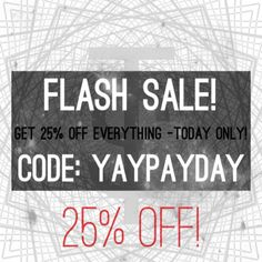 Just enter YAYPAYDAY at the checkout and get 25% off your whole order.  #womensfashion #fashion #grungegirl #bohemian #boho #grunge #fashion #coven #bargain #witch #jewelry #jewellery #silver #ring #midiring #sale #discount #altfashion #love #life #beautiful #payday #bestoftheday #deal #septum #septumclicker #septumjewelry #septumpiercing #flashsale
