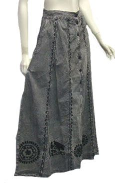 Raiment Fashions Hippie Skirt