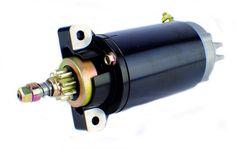 Mercury / Mariner / Yamaha 30 / 40 Hp Starter / 12V CCW ROT PH130-0028, 50-88404 #Mercury