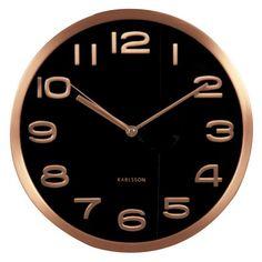 Karlsson Uhren karlsson wandklok ø37 5 cm bestel nu bij wehk nl home decor