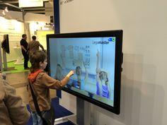Children disover Omnitapps with one of the fun games