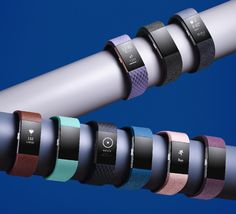 Variants of the new Fitbit Charge 2, including higher-priced models n