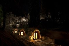 Coolest Camping pods ever! PODhouse by Robust Outdoor Brands