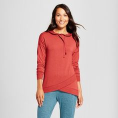 Gilligan & O Women's French Terry Hooded Pullover - Gilligan & O'Malley