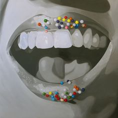 Lips Like Sugar by artist Robert Townsend