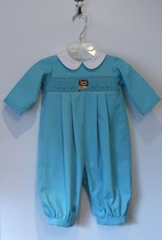 Creations By Michie` Blog: A Baby Jumpsuit For The Boy