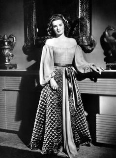 "Maureen O'Hara. John Wayne called her ""the greatest guy I ever knew."" One of the highest compliments a man can give."