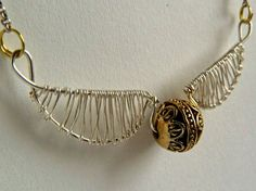 diy golden snitch ring | Tumblr