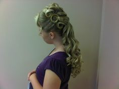 Updo Hair Studio, Updos, Dreadlocks, Hair Styles, Beauty, Up Dos, Hair Plait Styles, Hairdos, Hair Looks