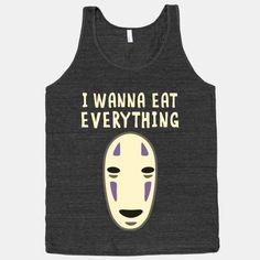 I Wanna Eat Everything
