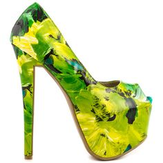 Soloman - Green by Shoe Republic