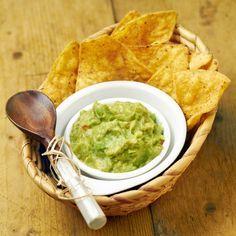 Découvrez la recette guacamole au blender sur cuisineactuelle.fr.