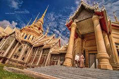 Wedding Thailand by HunterShutterDong