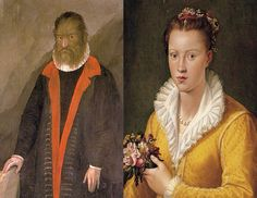Image result for petrus gonsalvus and wife