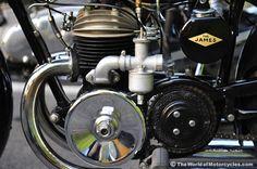 Villiers 2-Stroke Engine