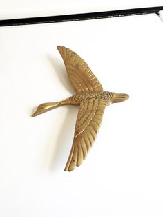Vintage Brass Bird Door Knocker By SergeantSailor On Etsy
