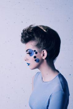 B.K.M Make-Up & Design - Space Age Design- Dora Dc Photography -Bethany Katie Marsh