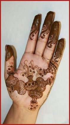 Here's an article on Henna Mehndi Designs which you can easily pull off to college. These are not too difficult, you will find some Easy, Elegant, Simple, and Beautiful Mehndi Designs of Mehandi Designs, Indian Henna Designs, Mehndi Designs Book, Mehndi Designs 2018, Modern Mehndi Designs, Mehndi Design Photos, Mehndi Patterns, Mehndi Designs For Hands, Henna Tattoo Designs