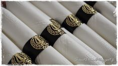 Napkin Rings, Party, Graduation, Design, Student, Parties, Moving On, College Graduation