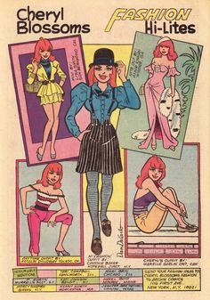 archie comics pinups - Google Search