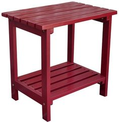 Rectangular Side Table (Small)