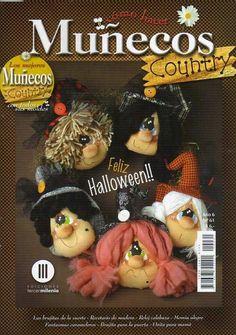 Revistas de manualidades gratis: Revistas de manualidades halloween gratis