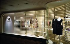 We are a global and creative design studio in Geneva, Tokyo and Beijing. Partition, Stores, Mannequin, Creative Design, Blinds, Tokyo, Presentation, Retail, Curtains