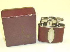 "RONSON ""DE-LIGHT"" STANDARD AUTOMATIC POCKET LIGHTER - OVP - 1928 -MADE IN U.S.A. Sammeln & Seltenes:Tabak, Feuerzeuge & Pfeifen:Feuerzeuge:Alt (vor 1970)"