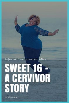 """It's my cancerversary. My """"Sweet 16th"""" to be exact. Living life after cancer. #cancer #cancersucks #motivational #inspirational"""