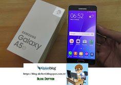 Samsung Galaxy A5 Telefonlarında Gmail Hesabı Açma