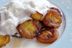 Fit to Blog: Honey Fried Bananas, you complete me. AIP, autoimmune paleo diet
