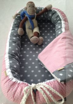 #babynest #nest #nestchenen #baby #wickelauflage