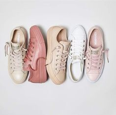 Converse nude collection                                                    Need these in my life!!!