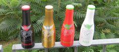 {#mfbt15} Glitter und Gold ~ leckerer Seco in stylischen Flaschen | Mimo's Welt