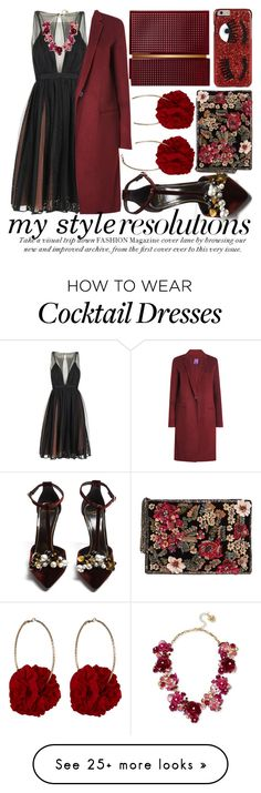 """""""#PolyPresents: New Year's Resolutions #4"""" by noraaaaaaaaa on Polyvore featuring Elizabeth and James, Vjera Vilicnik, Betsey Johnson, Theory, Lanvin, MANGO, Chiara Ferragni, contestentry and polyPresents"""