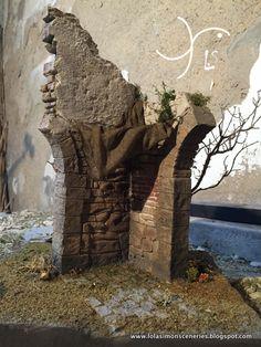 Joshua Smith, Fontanini Nativity, Portal, Scale Models, Dollhouse Miniatures, Cribs, Mount Rushmore, Sculptures, Scenery