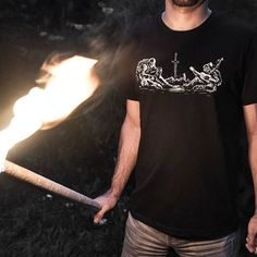 Tričko Xzone Originals - Knight & Stalker (velikost S) Praise The Sun, Dark Souls, Knight, The Originals, Mens Tops, T Shirt, Fashion, Supreme T Shirt, Moda