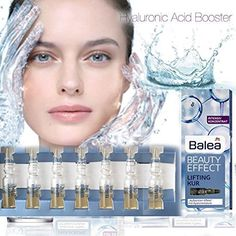 Balea Beauty Effect Lifting Treatment Ampoules With Hyaluronic Acid 7 x 1 ml MADE IN GERMANY *** Be sure to check out this awesome product.