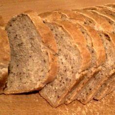 Cookbook Recipes, Bread Recipes, Focaccia Pizza, Bread Bun, Ciabatta, How To Make Bread, Clean Eating, Muffin, Food And Drink