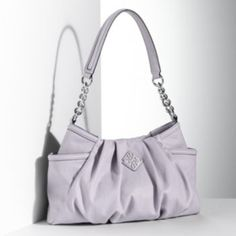 Simply Vera Vera Wang Alicia Pleated Hobo