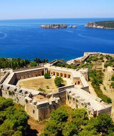 Niokastro - Messinia, Peloponnese / by Visit Greece Peloponnisos  www.iridaresort.com