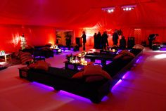 Luxurious Marquee Party