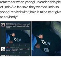 Yoonmin is trueee =))