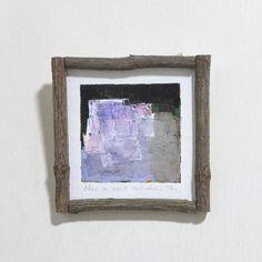 Encadré Original peinture à lhuile abstraite par Hiroshi Matsumoto Titre: 4 novembre 2015 Taille : 9,0 cm x 9,0 cm (env. 4 « x 4 ») Taille d'image: 14,0 cm x 14,0 cm (env. 5,5 x 5,5) Médias : Huile sur toile Année : 2015 Ce tableau est déjà encadré avec cadre en bois original fabriqué à partir de japonais en bambou céleste (Nanten). Peinture est livrée avec le certificat d'authenticité signé par l'artiste. J'expédie dans le monde entier par lettre recommandée. Il faudra compter environ 1...
