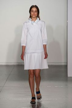 The Best Looks from New York Fashion Week: Spring 2014 - Suno