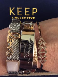 KEEP Collective Paired with Stella & Dot!! Love!! Email me to order courtneyclutter@frontier.com
