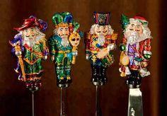 Nutcracker Parade Spreaders by Christopher Radko, Item 2010882