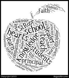 Free Principal Appreciation Activity Joy In Fall Teaching Ideas