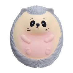 Huge Hedgehog Squishy Slow Rising Cartoon Gift Collection Soft Toy With Packing Sale - Banggood Mobile Cute Squishies, Slime And Squishy, Beanie Boos, Barbie, Toys For Girls, Boyfriend Gifts, Hedgehog, Hello Kitty, Plush